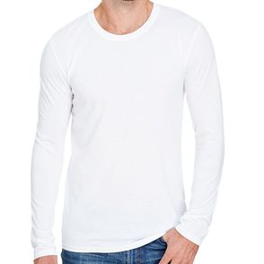 Anvil Tri-Blend Long Sleeve Shirt