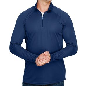 A4 Daily Quarter Zip Pullover