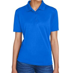 UltraClub Women's Cool & Dry 8-Star Elite Performance Polo Shirt