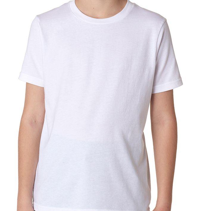Next Level Kids ras-du-cou en coton T-Shirt