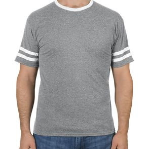 Jerzees Tri-Blend Varsity Ringer T-Shirt