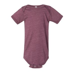 Bella + Canvas Jersey Baby Short-Sleeve Onesie