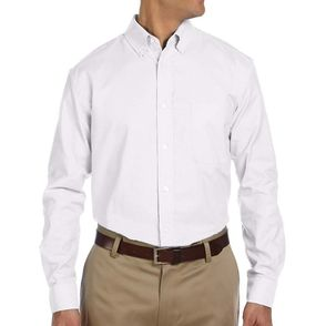 Harriton Men's Oxford Shirt