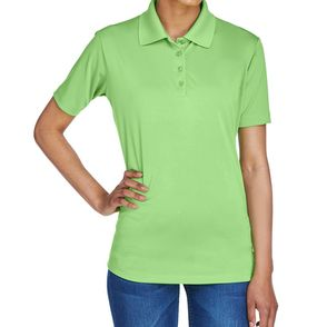 UltraClub Women's Cool & Dry 8-Star Elite Performance Polo Shirt