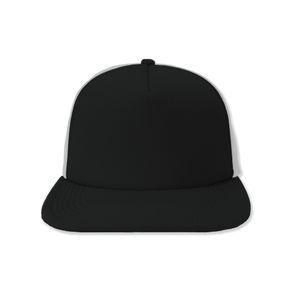 Big Accessories Foam Front Trucker Hat