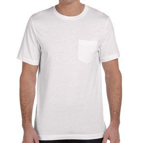 Bella + Canvas Men's Jersey Pocket T-Shirt