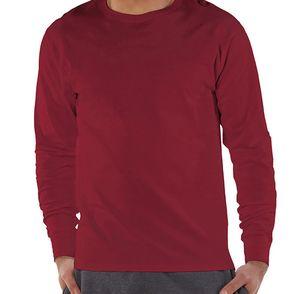 Champion Long Sleeve Ringspun T-Shirt