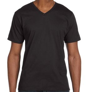 Anvil Men's Lightweight V-Neck T-Shirt