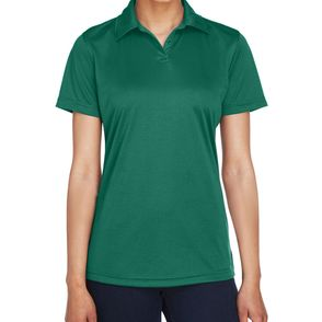 UltraClub Women's Cool & Dry Sport Performance Polo Shirt