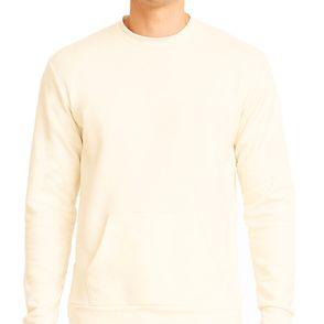 Next Level Unisex Long Sleeve Pocket Shirt