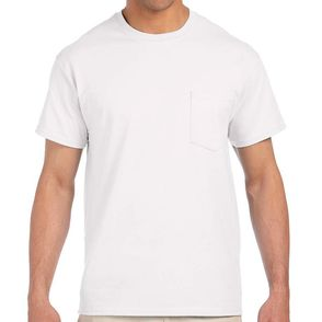 Gildan Short Sleeve Pocket T-Shirt