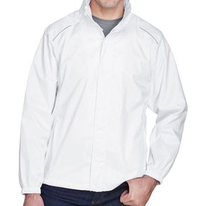 Core 365 Men's Climate Sealed Lightweight Ripstop Jacket