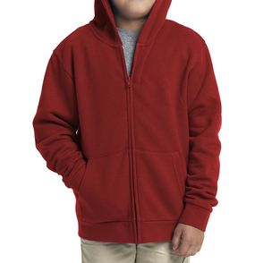 Next Level Kids Zip Up Hoodie
