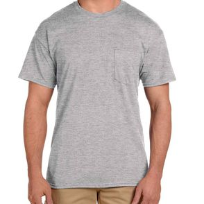 Gildan DryBlend® Pocket T-Shirt