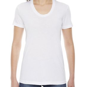 American Apparel Women's Crewneck T-Shirt