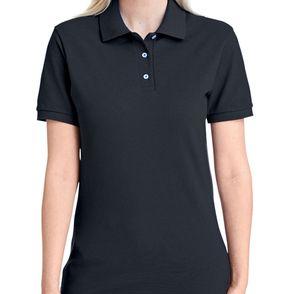 Jerzees Women's 6.5 oz. Premium Pique Polo Shirt