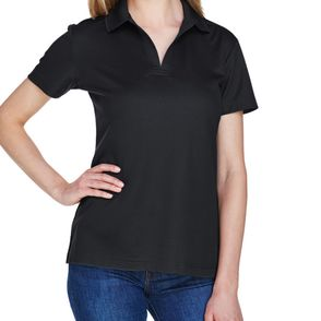 Devon & Jones CrownLux Performance™ Women's Plaited Polo Shirt
