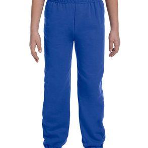 Gildan Kids Heavy Blend Elastic Bottom Sweatpants