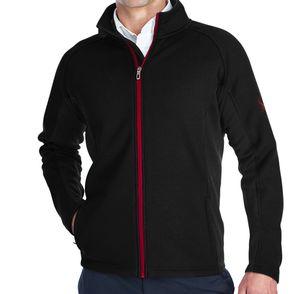 Spyder Men's Constant Zip Up Sweater Fleece Jacket