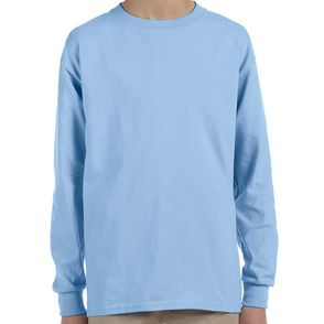 Gildan Kids Ultra Cotton Long Sleeve Shirt