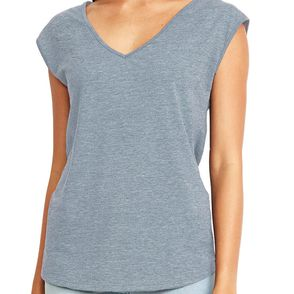 Next Level Women's Festival Sleeveless V-Neck Shirt
