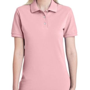 Jerzees Women's 6.5 oz. Premium Pique Polo Shirt