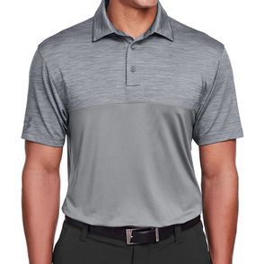 Under Armour Men's Corporate Colorblock Polo Shirt