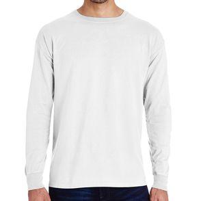 Hanes ComfortWash Cotton Long Sleeve Shirt