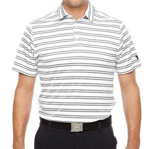 Under Armour Tech Stripe Polo Shirt
