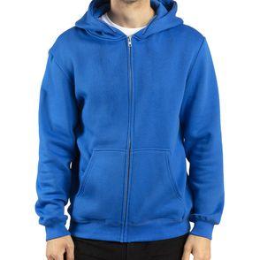Threadfast Apparel Unisex Ultimate Fleece Zip Up Hoodie