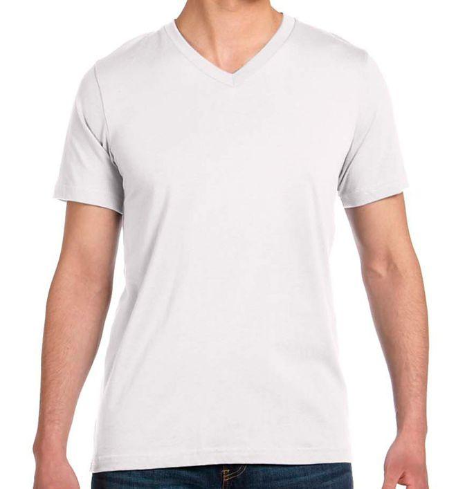 Womens Ladies V-Neck 100/% Cotton Slim Fitting Lightweight Tee Shirt 11 Colours