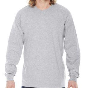 American Apparel Jersey Long Sleeve Shirt