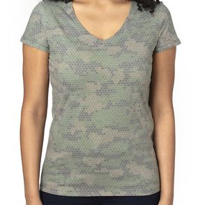 Threadfast Apparel Women's Ultimate V-Neck T-Shirt