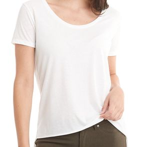 Next Level Women's Festival Scoop Neck T-Shirt