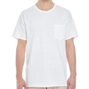Gildan Heavy Cotton Pocket T-Shirt