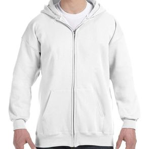 Hanes Ultimate Cotton Zip Up Hoodie