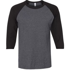 Jerzees 5.2 oz. Premium Ring-Spun Raglan Baseball Shirt