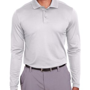 Under Armour Mens Corporate Long Sleeve Performance Polo Shirt