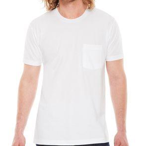American Apparel Unisex Jersey Pocket T-Shirt