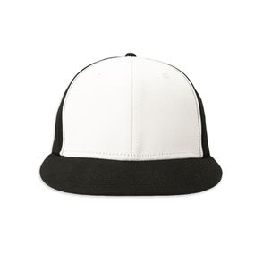 Big Accessories Flat Bill Snapback Hat