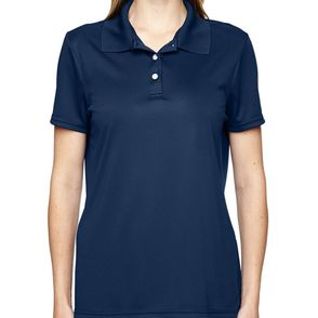 Hanes Women's 4 oz. Cool Dri® with Fresh IQ Polo Shirt