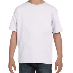 Hanes ComfortSoft® Kids' Cotton T-Shirt