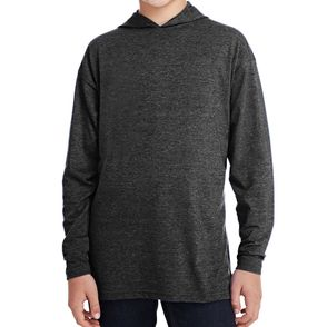 Anvil Kids Long Sleeve Hoodie T-Shirt