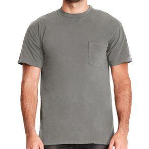 Next Level Inspired Dye Pocket T-Shirt