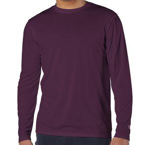 Champion 4.1 oz. Double Dry® Long Sleeve T-Shirt