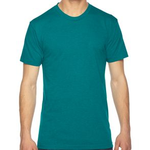 American Apparel USA Made Short-Sleeve Track T-Shirt