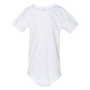 Bella + Canvas Jersey Baby Short-Sleeve Onesie