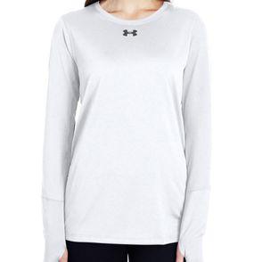 Under Armour Women's Long Sleeve Locker Shirt 2.0