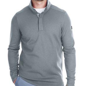 Under Armour Men's Corporate Quarter Snap Up Sweater