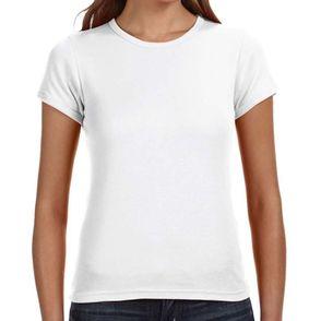 Anvil Ladies' Baby Rib Scoop T-Shirt